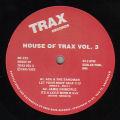 V.A. - House of Trax Vol 3  (RUSH HOUR/TRAX)