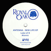 ANTENNA - Royal Life EP  (CLONE ROYAL OAK)