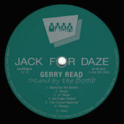 GERRY READ - Stand by the Bomb  (CLONE JACK FOR DAZE)