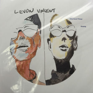 LEVON VINCENT - Kissing/Only Good Things  (NOVEL SOUND)